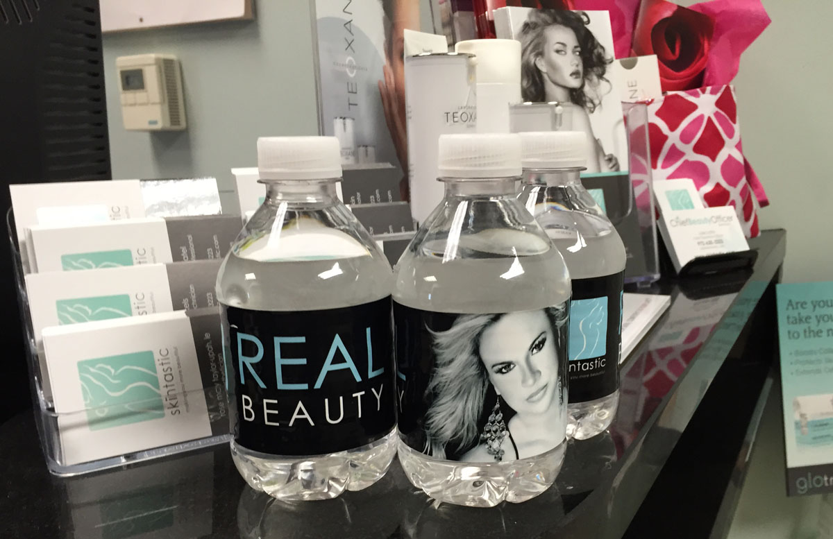 Dallas Water Company >> Custom Label Bottled Water Dallas Texas