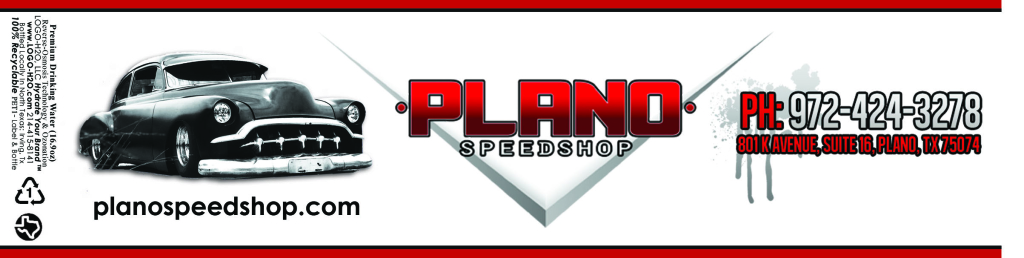 Plano Speed Shop